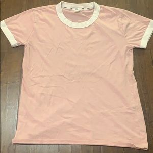 light pink PINK Victorious Secret Tee